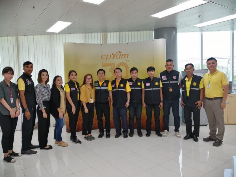 เมื่อวันที่ 15 พฤษภาคม 2562 ศูนย์ปฏิบัติการป้องกันการค้ามนุษย์ด้านแรงงานจังหวัดปทุมธานี โดยนางสาวกมลวรรณ อิ่มสุวรรณ แรงงานจังหวัดปทุมธานี มอบหมายให้ น.ส. วฒนพร ศรีจันทร์ นักวิชาการแรงงานชำนาญการ ดำเนินการตรวจสถานประกอบการเพื่อป้องกันการค้ามนุษย์ฯ